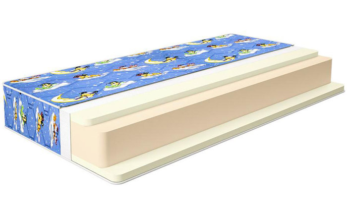 Детский матрас Конкорд Sweet Dream 90/200 (Чехол для мальчика)