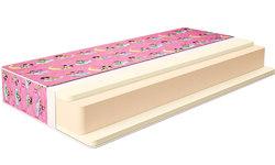 Детский матрас Конкорд Sweet Dream 60/170 (Чехол для девочки)
