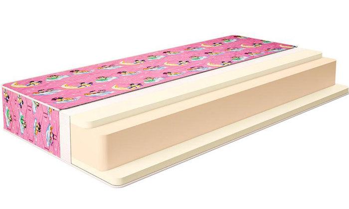 Детский матрас Конкорд Sweet Dream 70/200 (Чехол для девочки)