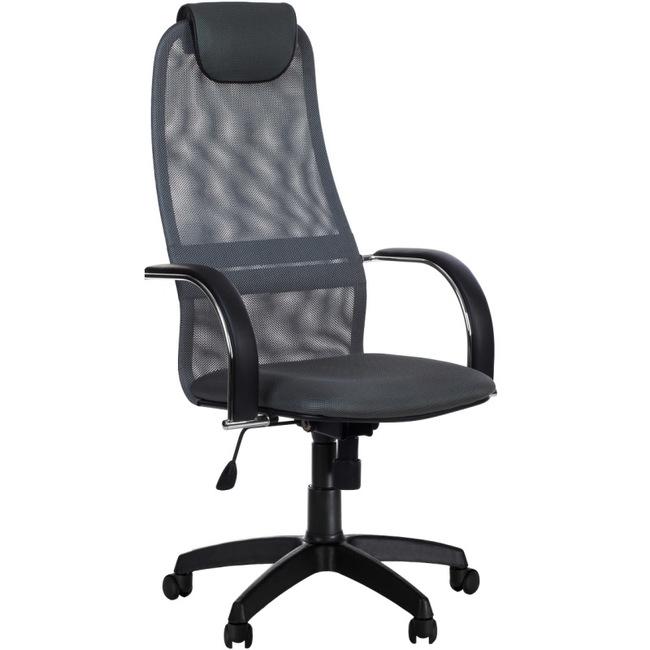"""Кресло для руководителя """"Галакси Лайт"""" (Galaxy Light), ткань-сетка №21"""