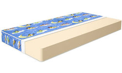 Детский матрас Конкорд Foam Kid`s 60/140 (Чехол для мальчика)