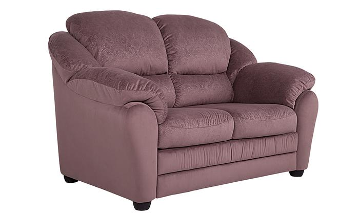 "Диван ""Берг"" прямой | Ткань - Venzo Soft 300/Soft touch 300"
