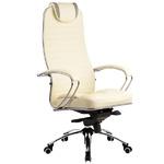"""Кресло для руководителя """"Самурай KL-1"""" (Samurai KL-1) натуральная перфорированная кожа №720"""