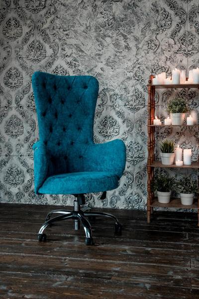 "Кресло ""Lakshmi"" | Рогожка - Marmara parlak 2560"