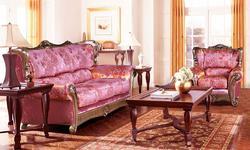Мягкая мебель Потютьков Босс-6, комплект 3+1