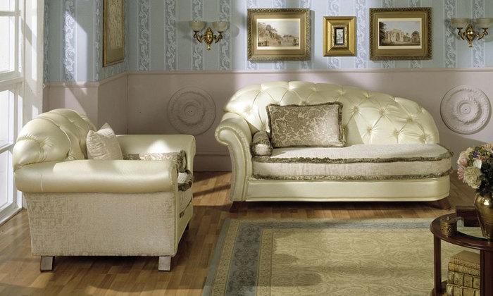 Мягкая мебель Потютьков Венеция-2, комплект К+1