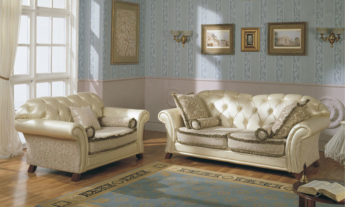 Мягкая мебель Потютьков Венеция-2, комплект 3+1