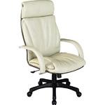 Кресло для руководителя Люкс/LUX-13 Pl | Натуральная перфорированная кожа №720