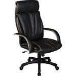 Кресло для руководителя Люкс/LUX-13 Pl | Натуральная перфорированная кожа №721