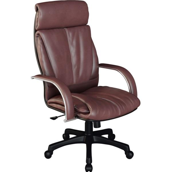Кресло для руководителя Люкс/LUX-13 Pl | Натуральная перфорированная кожа №722