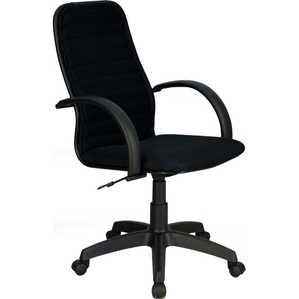 """Кресло офисное """"MANAGER ULTRA""""   Черный №20"""