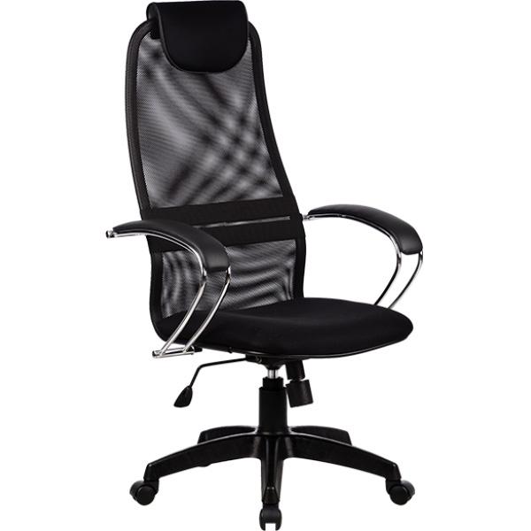 """Кресло для руководителя """"Галакси Лайт"""" (Galaxy Light), ткань-сетка №20"""