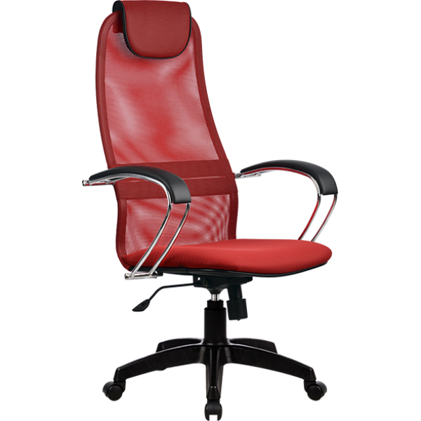 """Кресло для руководителя """"Галакси Лайт"""" (Galaxy Light), ткань-сетка №22"""