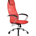 "Кресло для руководителя ""Галакси Лайт"" (Galaxy Light BK- 8 Ch), ткань-сетка №22"