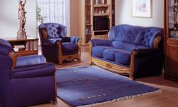 Мягкая мебель Потютьков Босс, комплект 3+1+1
