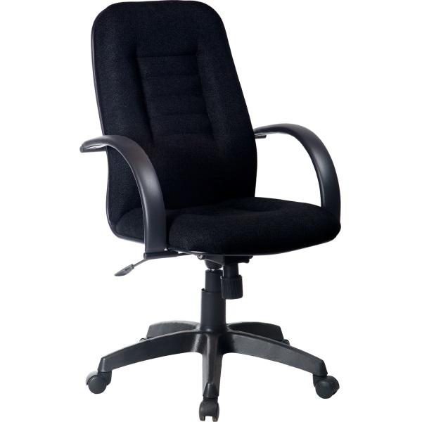 """Кресло офисное """"PILOT-U-2""""   Черный №19"""