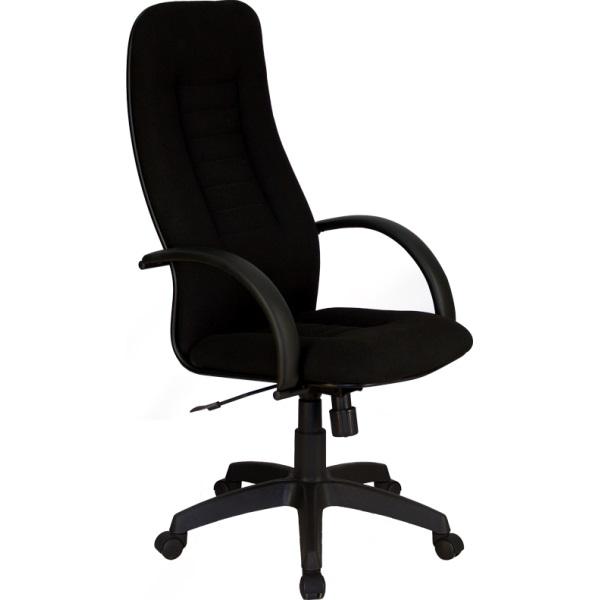 """Кресло офисное """"Пилот""""   Черный №19"""