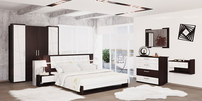 """Спальня """"Барселона"""""""